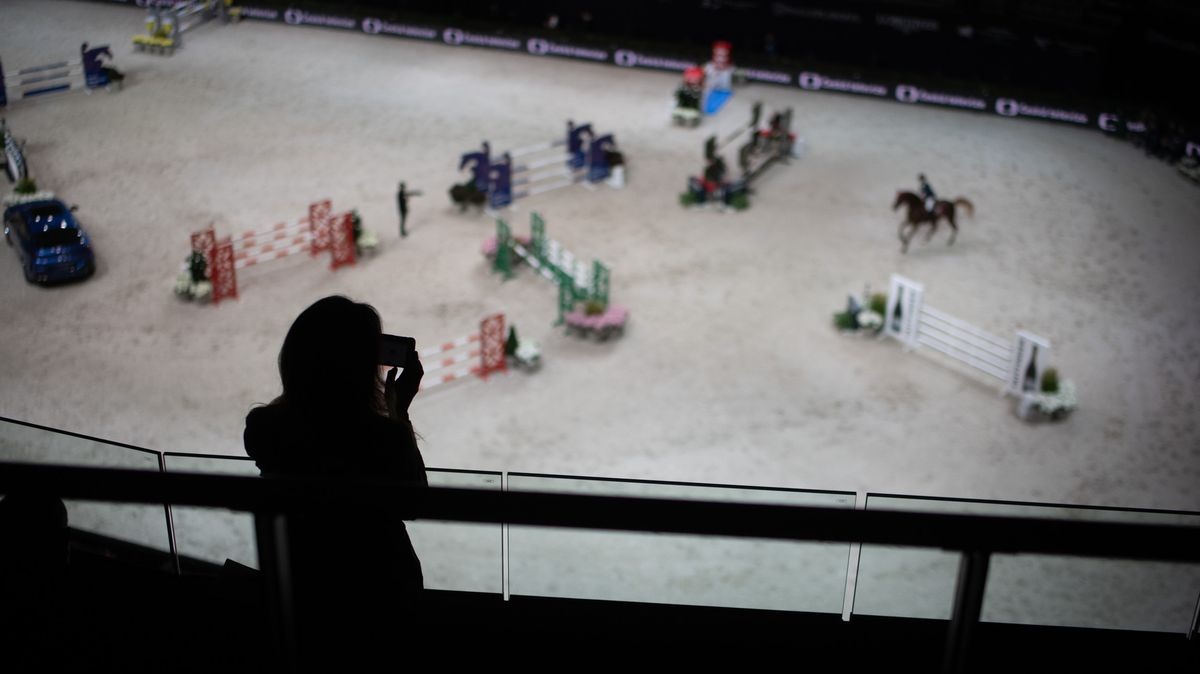 Osedlané miliardy. O2 arena patří do neděle nejlepšímu světovému parkuru