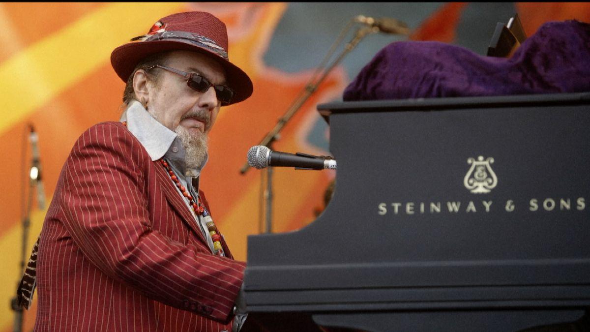 Zemřel americký zpěvák a šestinásobný vítěz Grammy Dr John