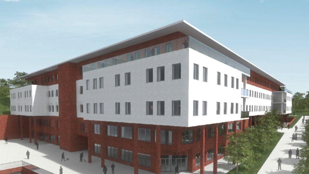 Na Berounsku vznikne psychiatrické centrum za více než miliardu korun