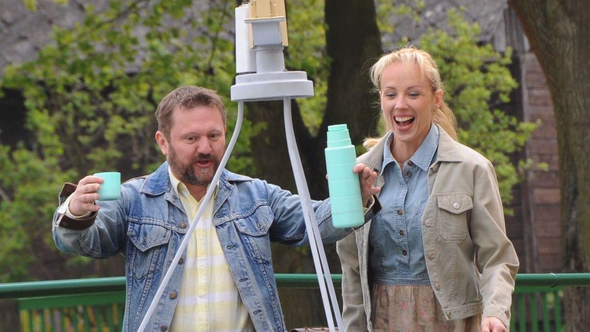 Natáčení nové české komedie Štěstí je krásná věc provázejí komplikace