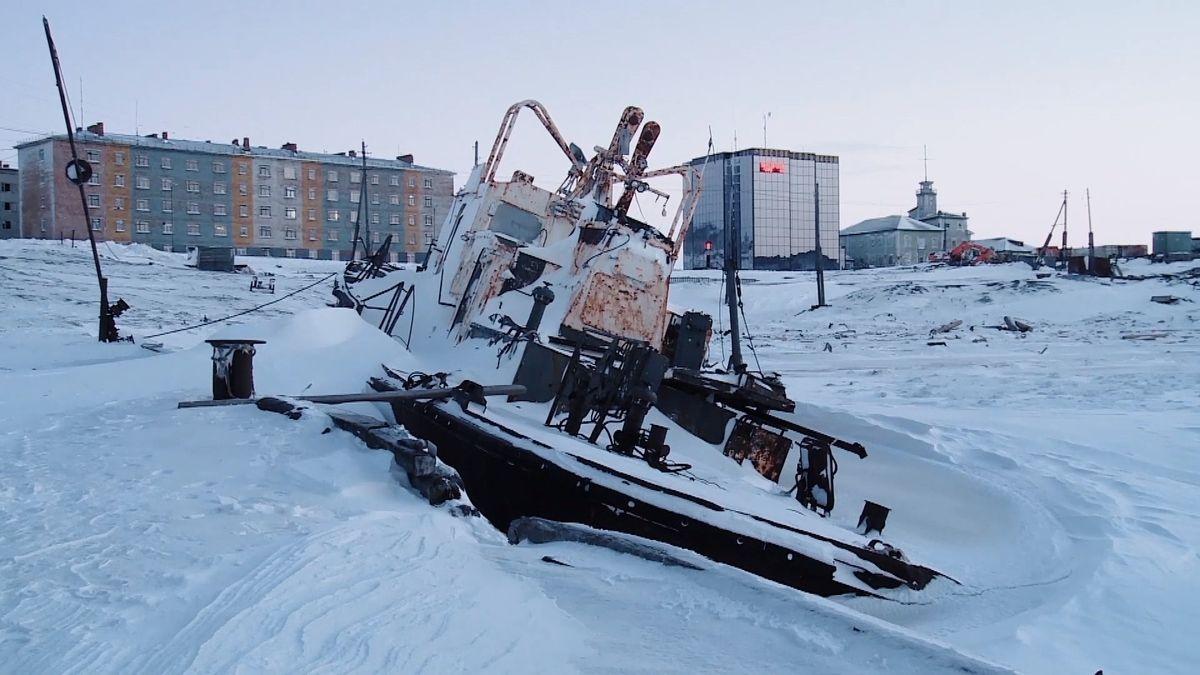 Svět bez obalu: Přístavu na konci světa hrozí zánik. Zachránit ho může mizející led