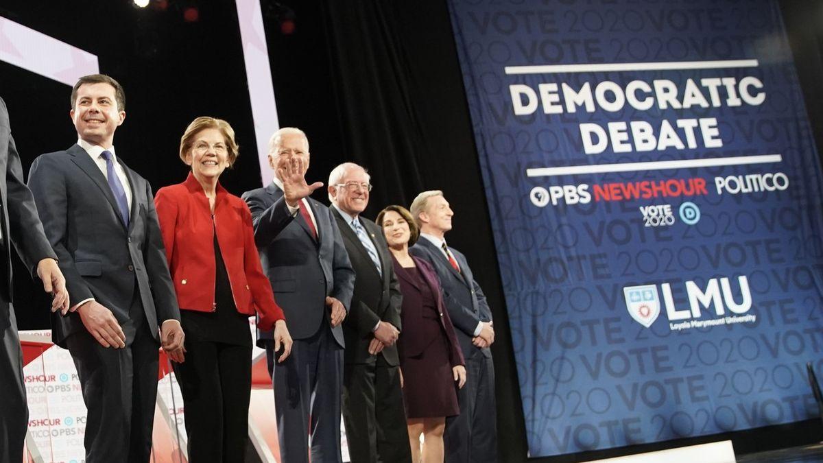 Výhled do roku 2020: Americké prezidentské volby