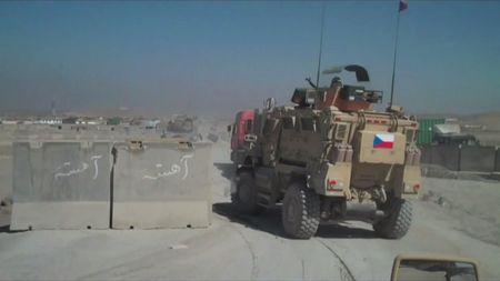 V Afghánistánu bylo zraněno pět českých vojáků, cílil na ně bombovýútok