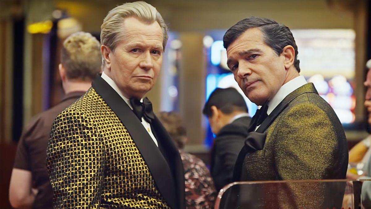 Vyžilý Antonio Banderas a legrační Gary Oldman točí miliardy vpanamském ráji. Film Laundromat je na Netflixu