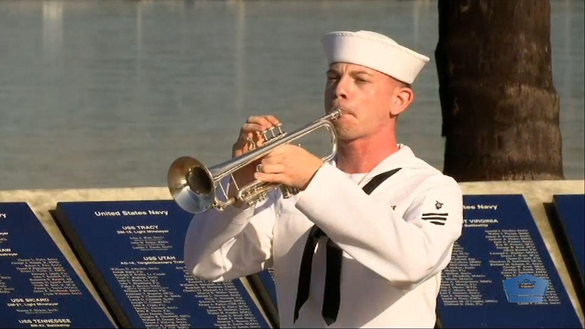 Američané si připomněli 77.výročí od útoku na Pearl Harbor