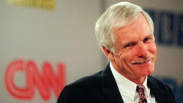 Zakladatel CNN Turner přiznal demenci, vjeho televizi mu chybí větší vyváženost