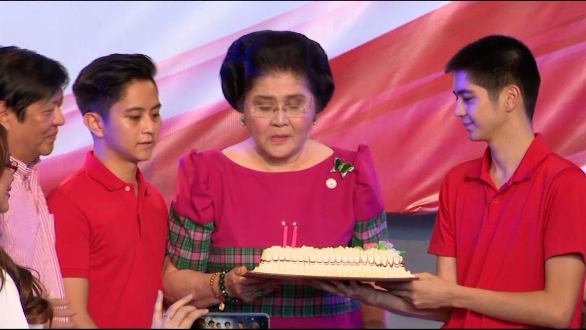 Na oslavě bývalé filipínské první dámy se podávalo otrávené jídlo. Přes 200lidí skončilo vnemocnici