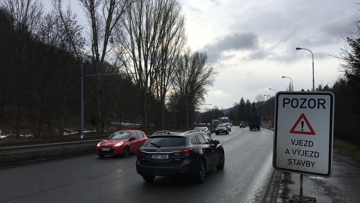 Dopravu vBrně čeká přelomový rok. Stavět se má na třech úsecích městského okruhu. Pokud nezasáhne Voda zTetčic