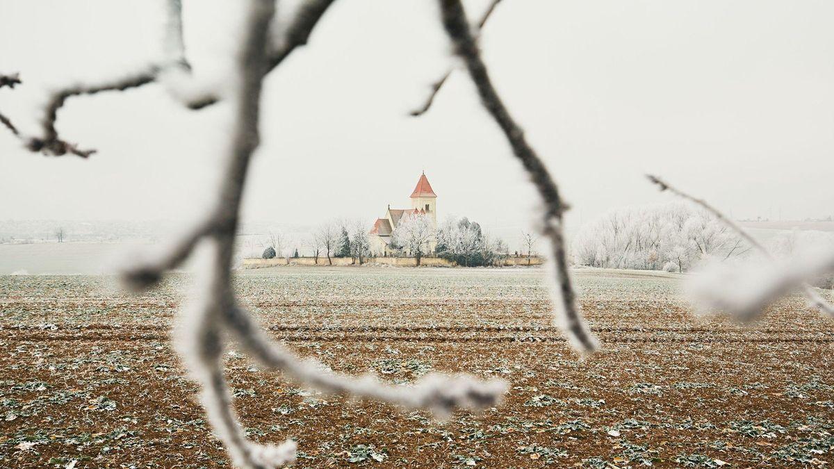 Varování meteorologů: Východ Česka zasáhnou silné mrazy