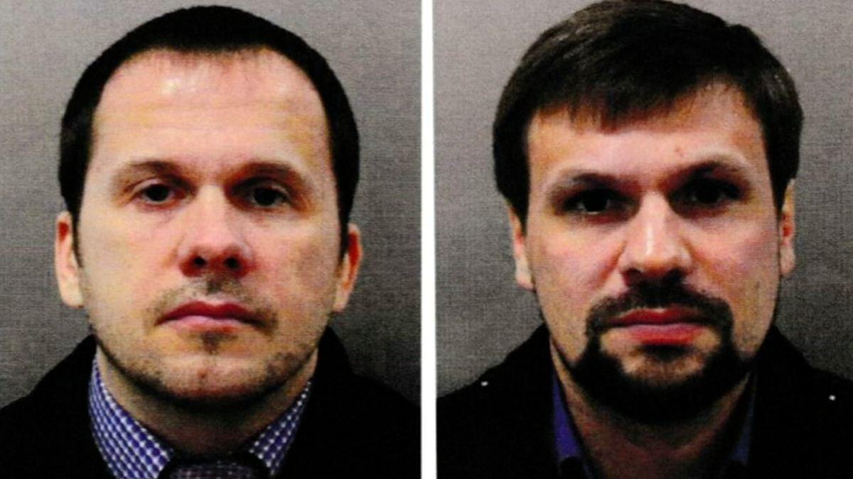 Radiožurnál: Rusové, kteří podle Britů otrávili Skripala, byli vČR