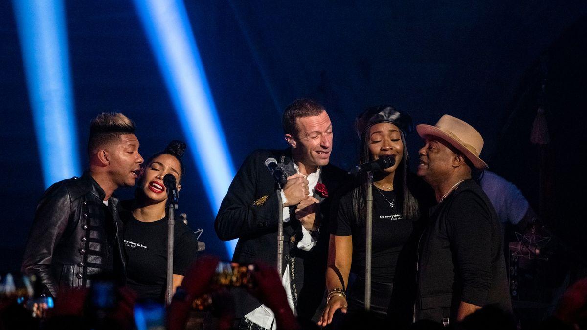 Coldplay ruší turné kvůli uhlíkové stopě