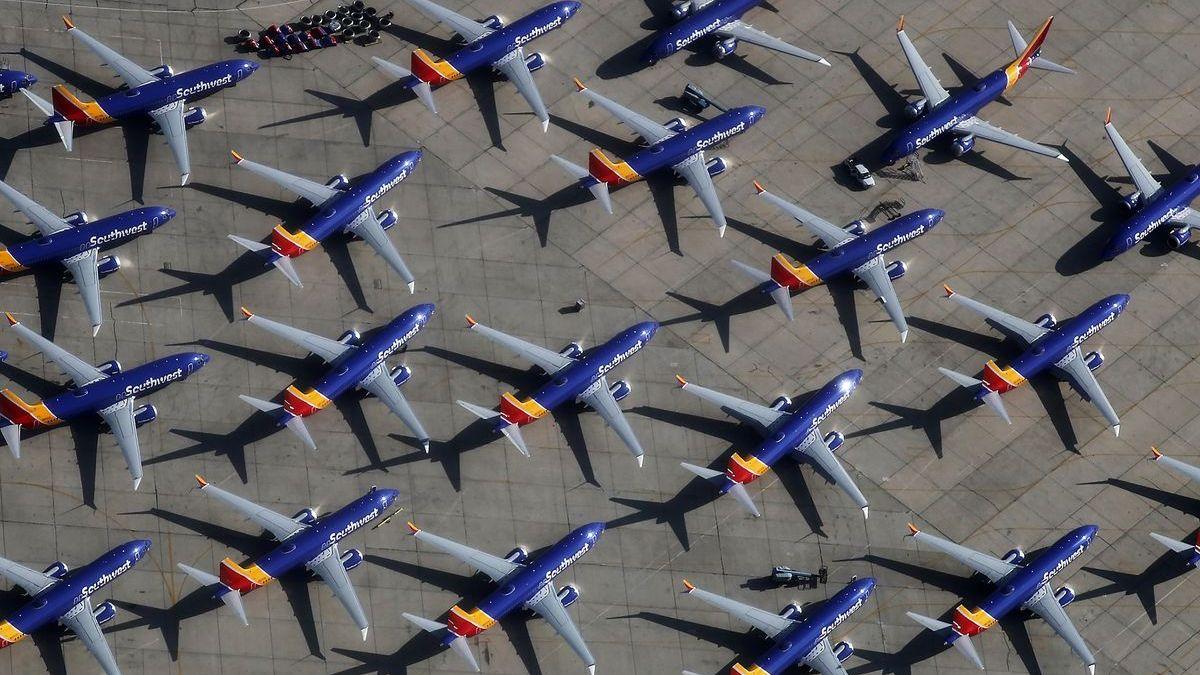 Boeing přišel kvůli potížím smodelem 737MAX orating