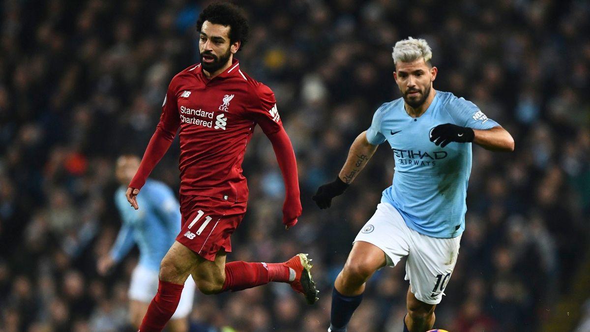 Získá anglický titul Manchester City, nebo Liverpool? Rozhodne se vpřenosu Televize Seznam