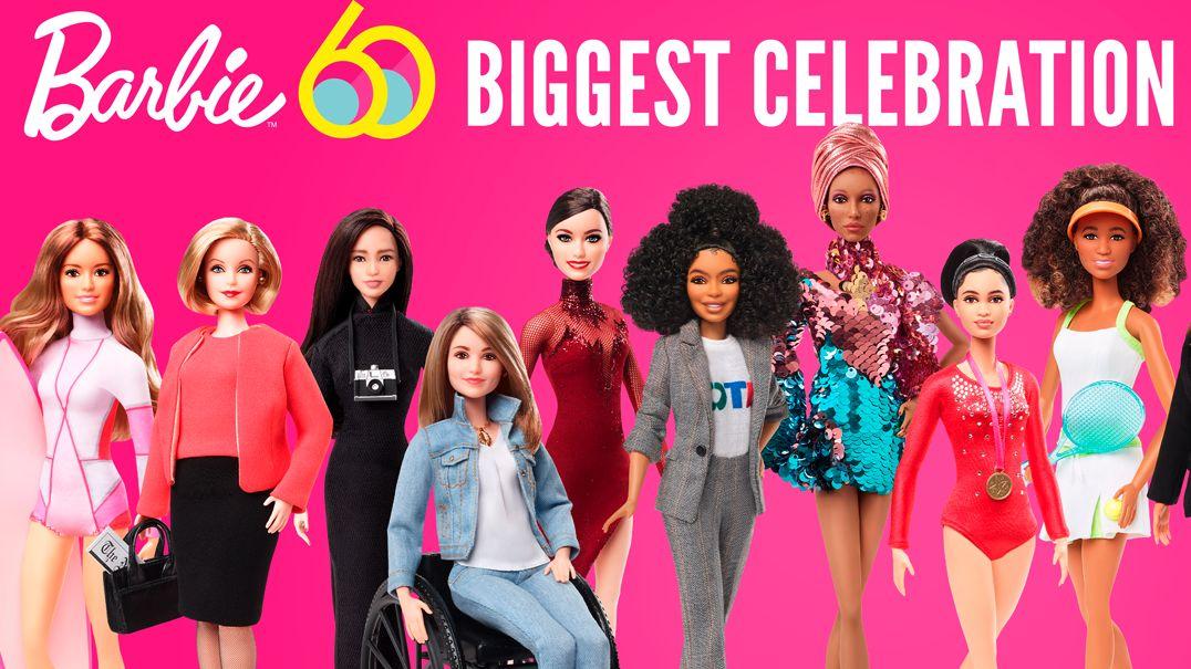 Mattel oslavuje ženské vzory. Vznikla speciální kolekce panenek Barbie