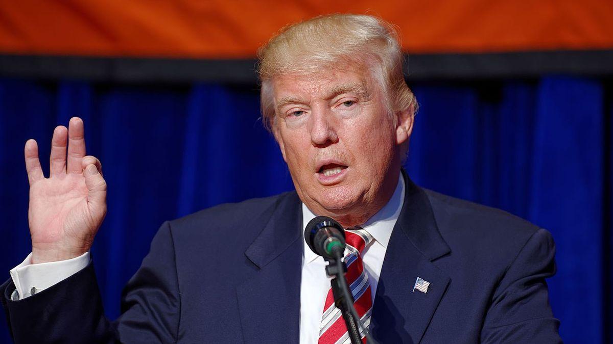 Prezident Trump ujišťoval, že Spojené státy se do recese nedostanou