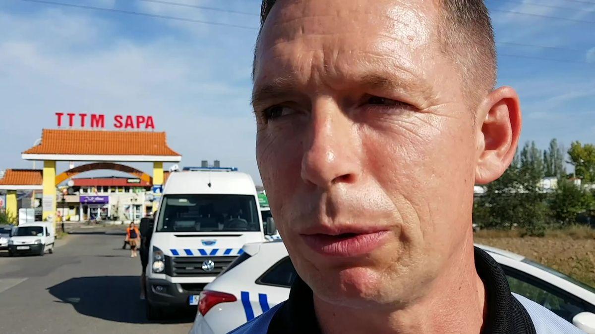 Policie a celníci pročesávají pražskou tržnici Sapa. Už našli kazící se potraviny