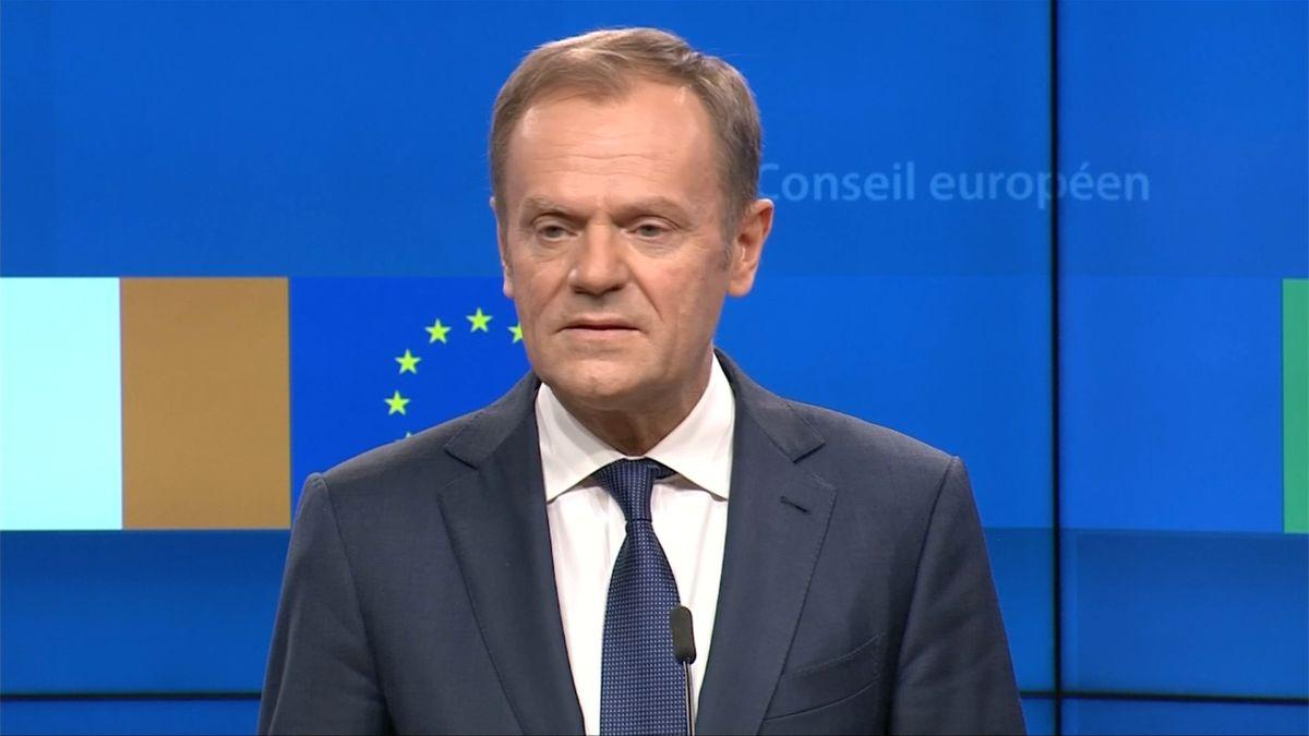 Tusk: Pro podporovatele brexitu bez dohody je vpekle speciální místo