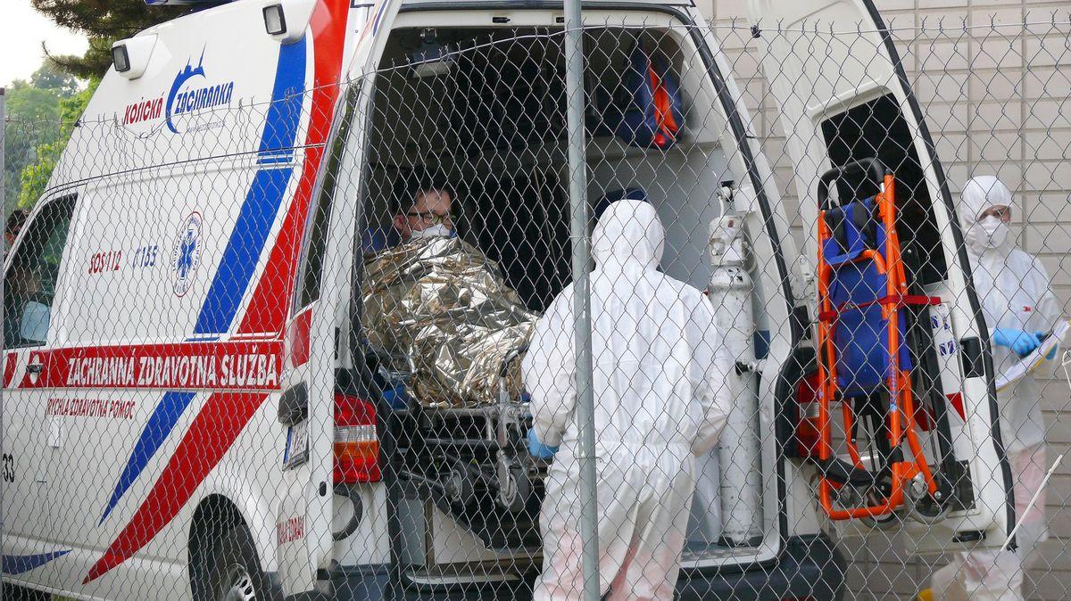 Muž zKroměříže spodezřením na koronavirus má horečky, další případ je na severu Moravy