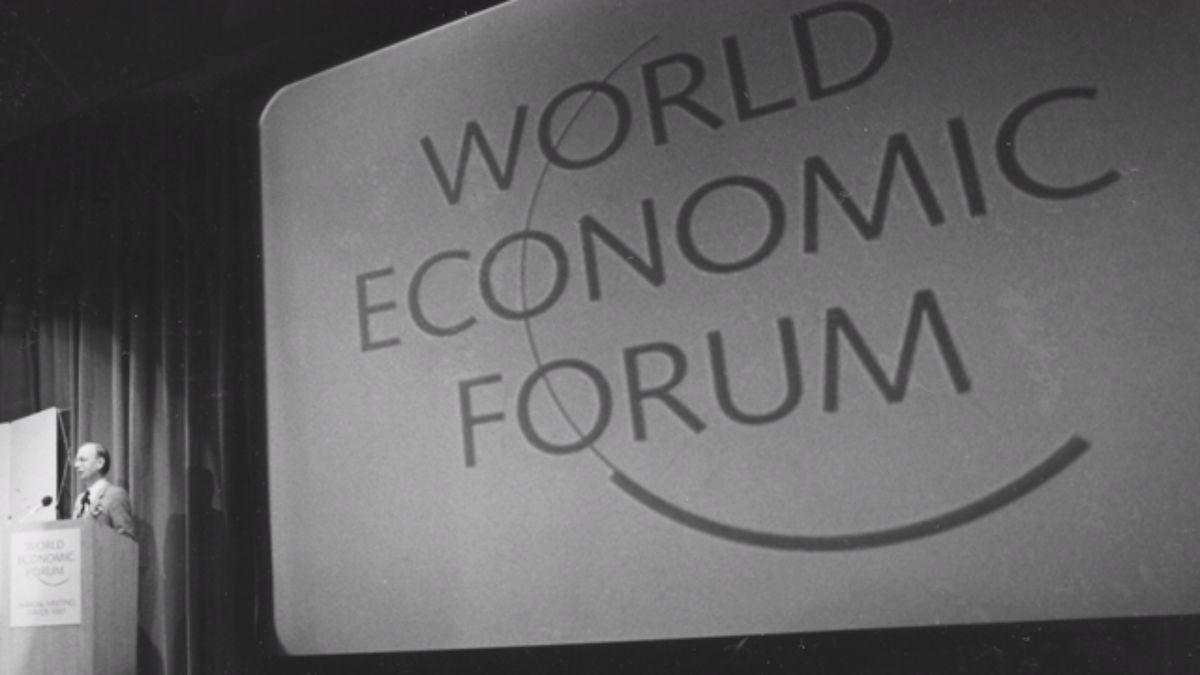 Havel, princ Charles iArafat: Ekonomické fórum vDavosu slaví 50let