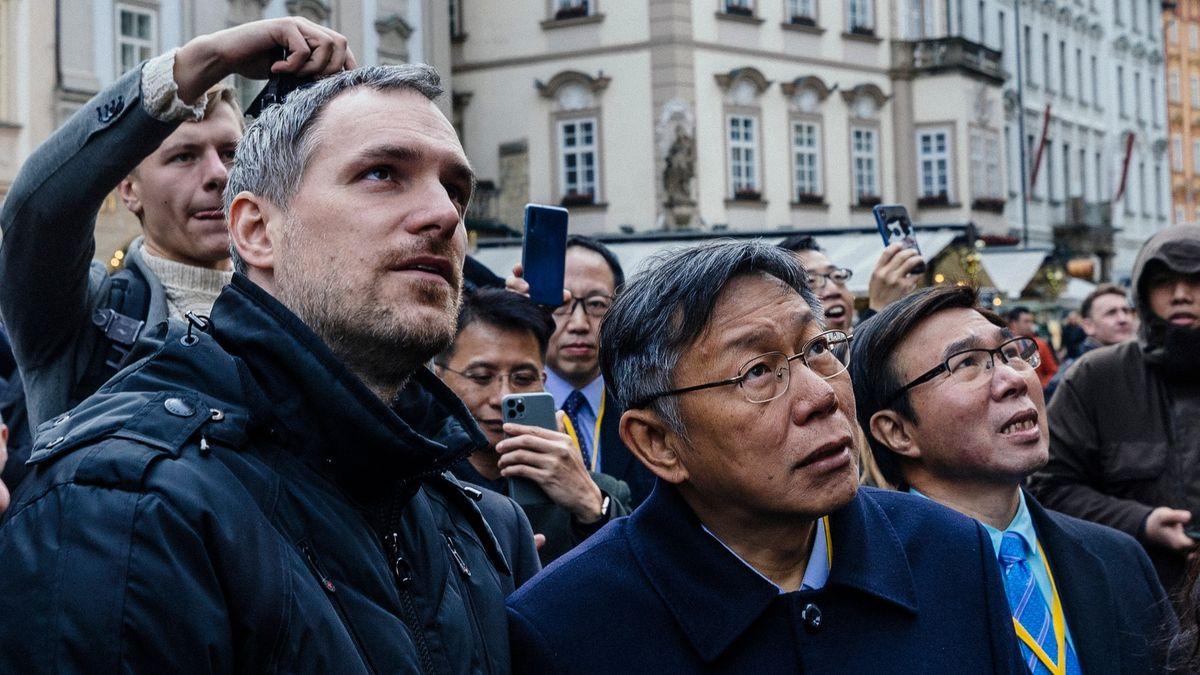 Komentář: Dává nám vale iŠanghaj? Čínští soudruzi tak upevňují křeslo primátora Hřiba
