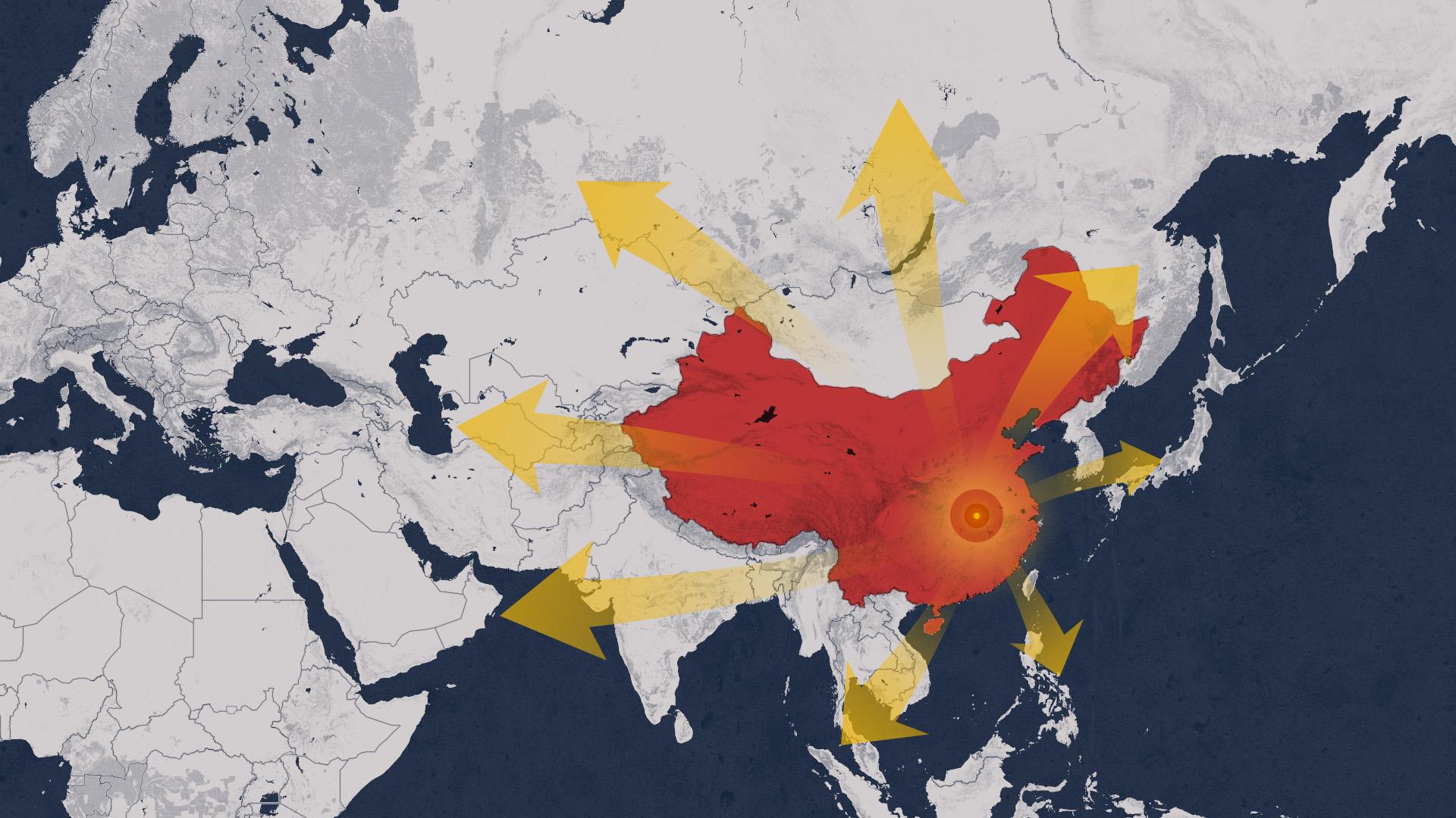 Koronavirus Mapa Projdete Si Jakym Tempem Postupuje Seznam