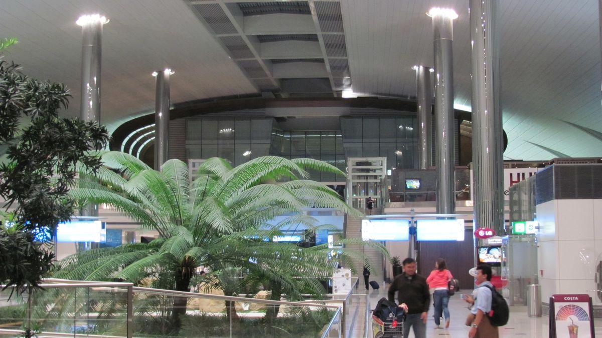 Na nejvytíženější letiště světa létá stále méně lidí