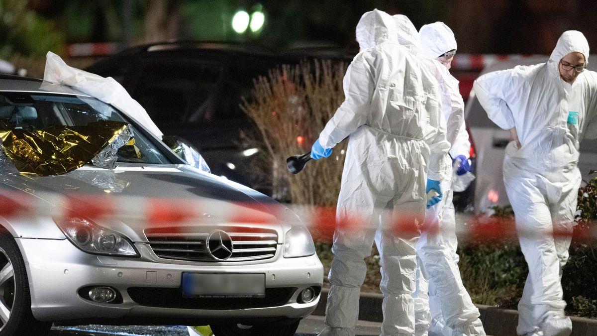 Odpůrce migrantů vNěmecku zastřelil 10lidí
