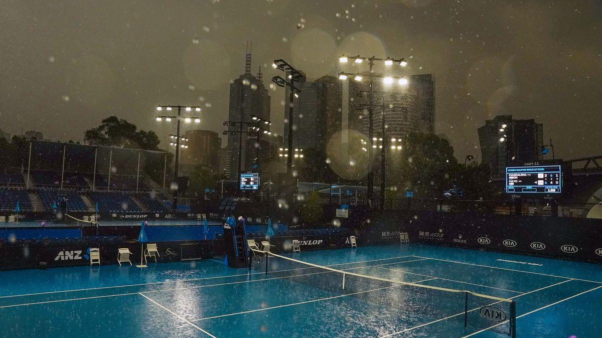 Do Austrálie přišly vytoužené deště. Hrozí ale záplavy