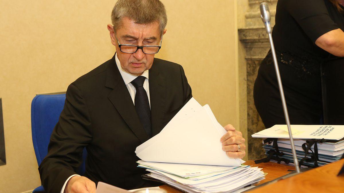 Lex Babiš se nezmění, Ústavní soud zamítl návrhy Zemana iposlanců ANO