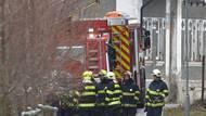 Osm mrtvých při požáru domova pro postižené ve Vejprtech, Babiš jede na místotragédie