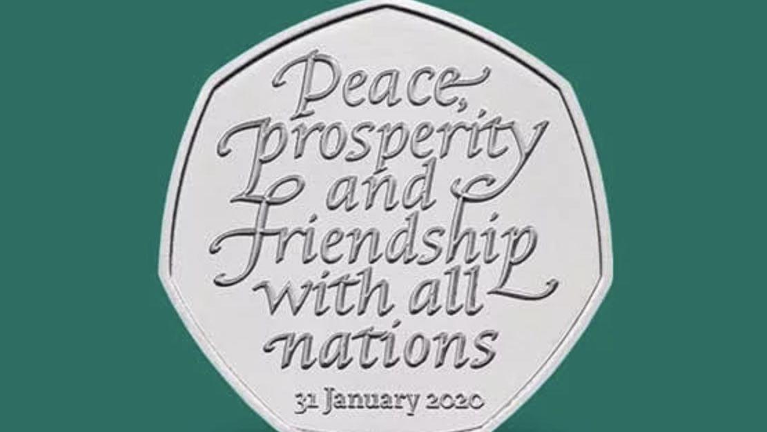 Britové pustí do oběhu tři miliony mincí. Budou připomínat brexit