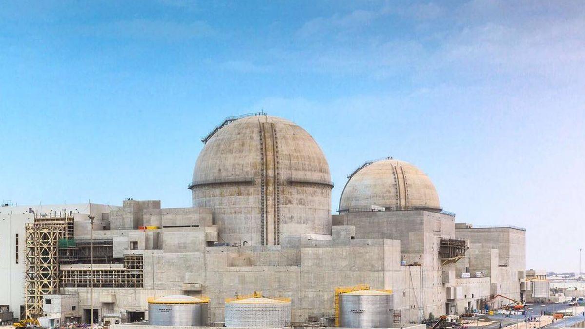 První jaderná elektrárna varabském světě může začít vyrábět ještě letos