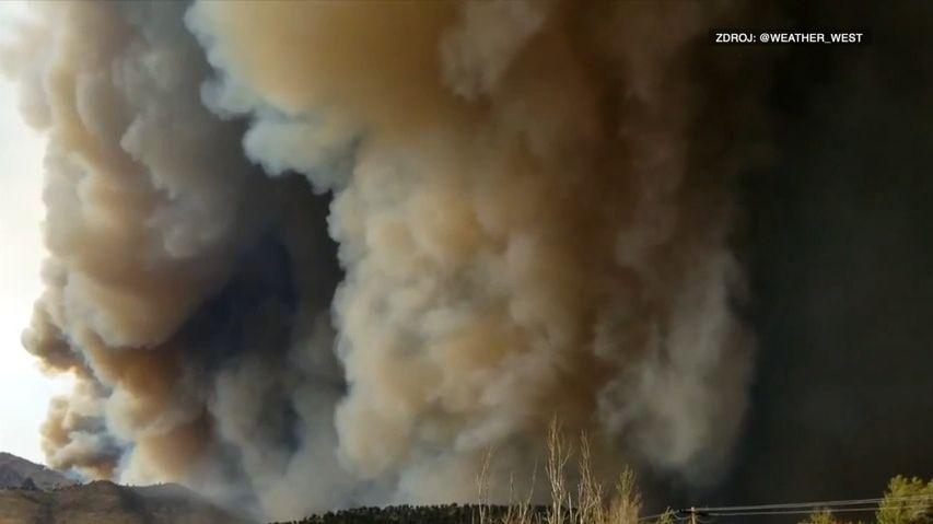 Video: Colorado bojuje snejvětším požárem své historie