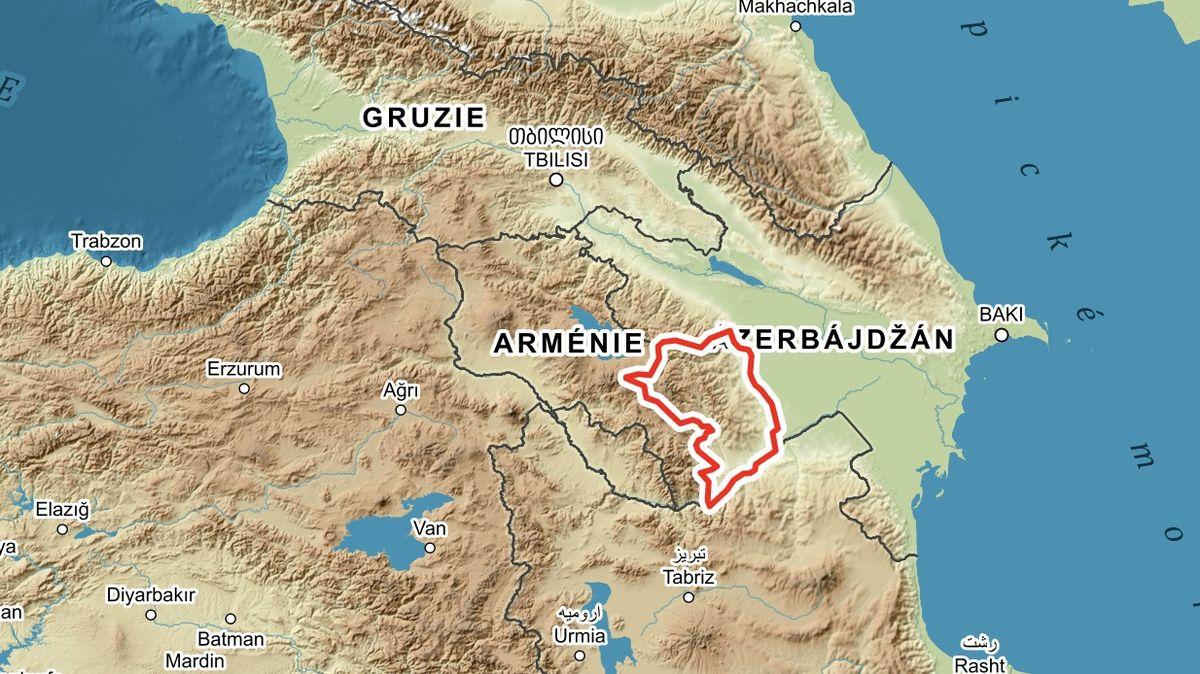 Konec bojů oNáhorní Karabach? Ázerbájdžán a Arménie dohodly nové příměří