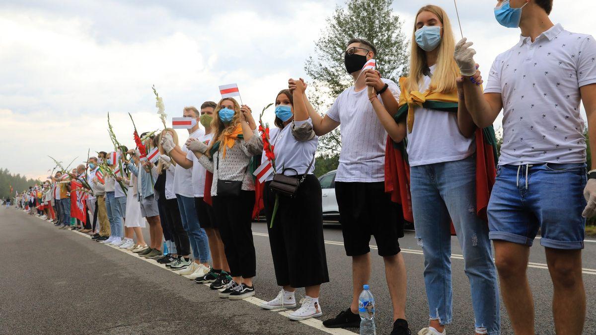 Bělorusko zavírá hranice sPolskem a Litvou, na ukrajinských posiluje ochranu