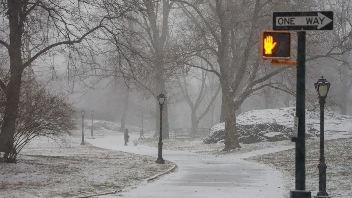 Zima se blíží. Americké zdravotnictví čeká výzva vpodobě pandemie