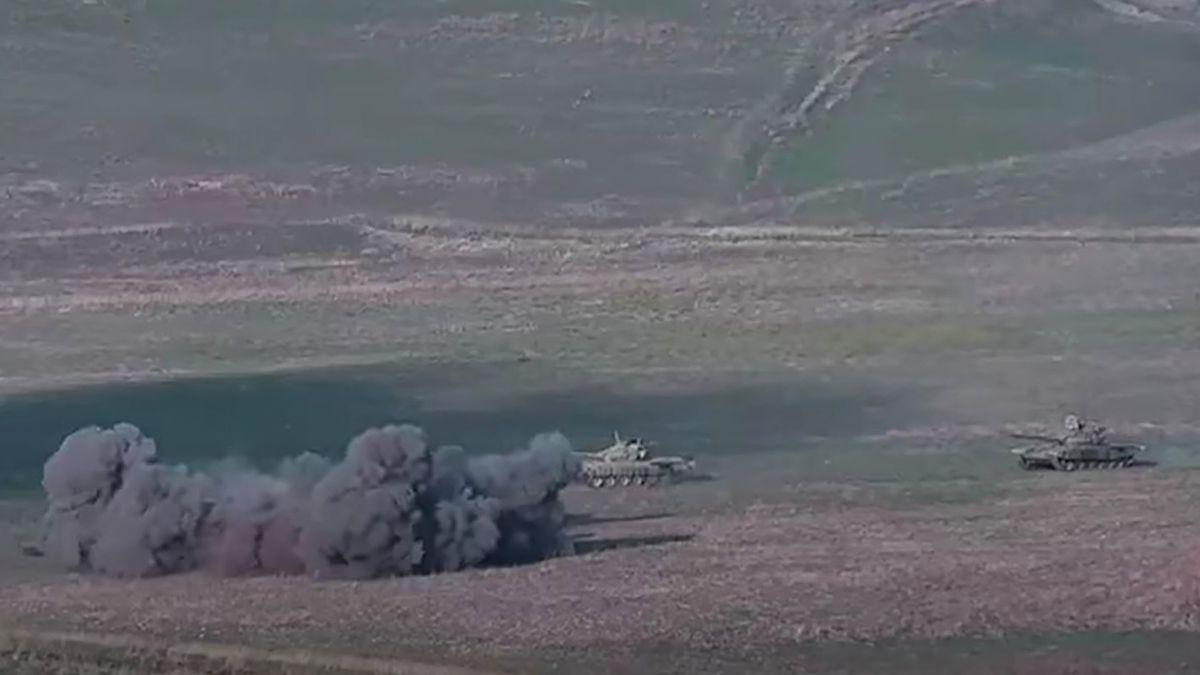 Zmražený konflikt znovu roztál. Oco jde vNáhorním Karabachu?