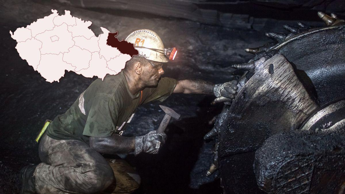 První témata pro krajské volby: útlum těžby uhlí idostavba dálnice D3