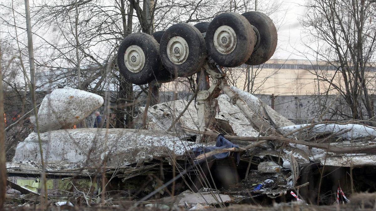 Rekonstrukce: Mlha, ve které zemřel prezident. Co se stalo uSmolenska?