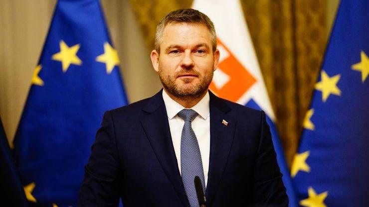 Slovenský premiér Pellegrini je vnemocnici