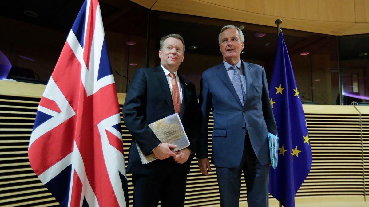 Dohoda mezi EU a Británií stále vnedohlednu a čas se krátí