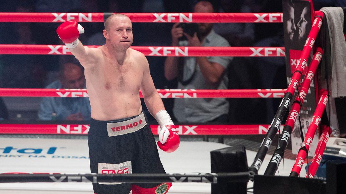 Boxer Konečný: Mám pozitivní test na koronavirus, ale cítím se dobře