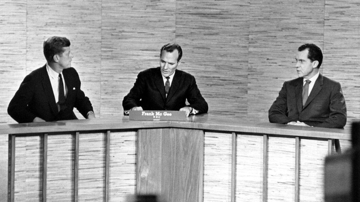 """Od první TV debaty uplynulo 60let. """"Ani jeden nevěděl, co snohama."""""""