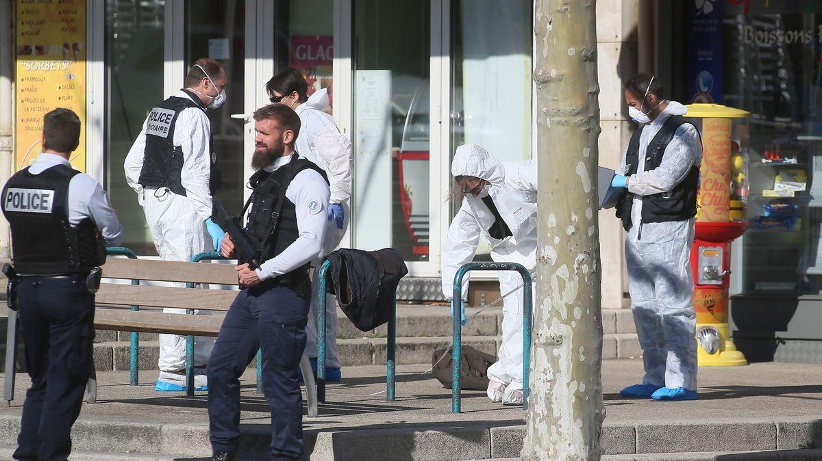 Útočník snožem na jihovýchodě Francie zabil dva lidi, osm zranil