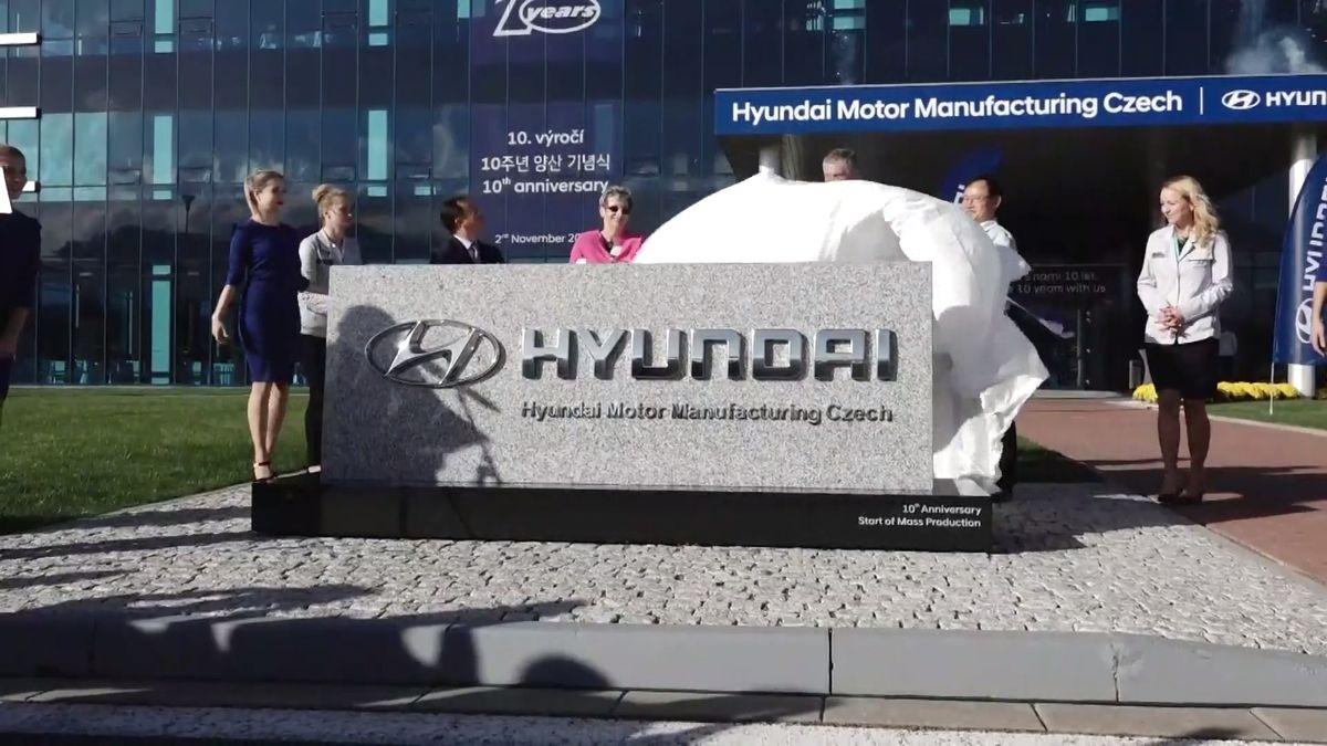Hyundai vNošovicích prodlužuje odstávku do 14.dubna