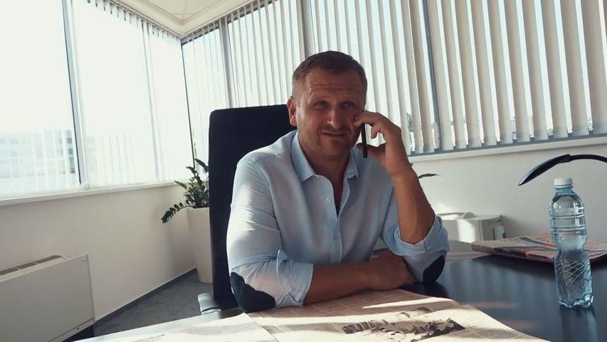 Finančník Pavol Krúpa: Společnost potřebuje hlavně pozitivní impulz
