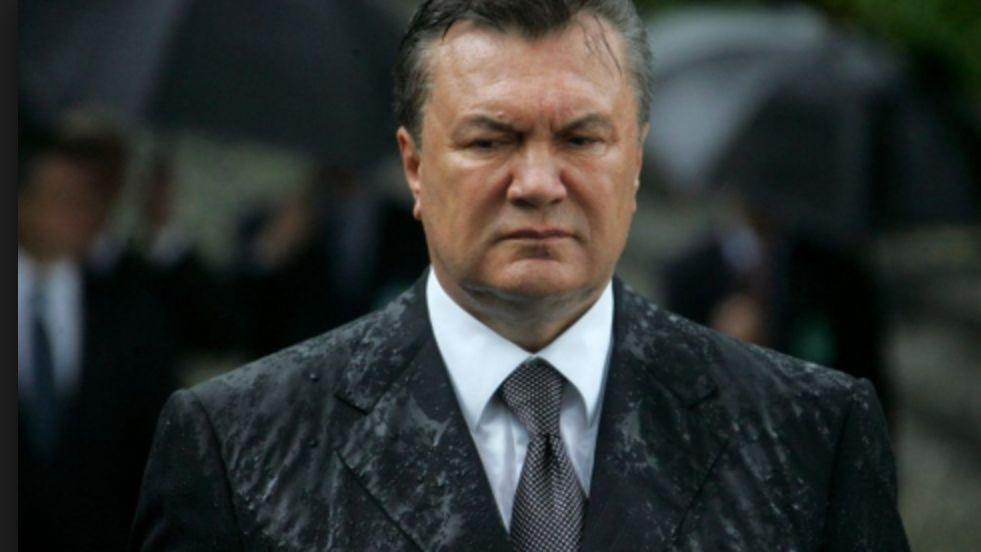 Soud vKyjevě uznal Janukovyče vinným zvlastizrady a porušování územní celistvosti Ukrajiny