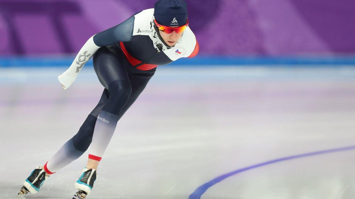 Sáblíková překonala svůj vlastní světový rekord a získala dvacátý světový titul