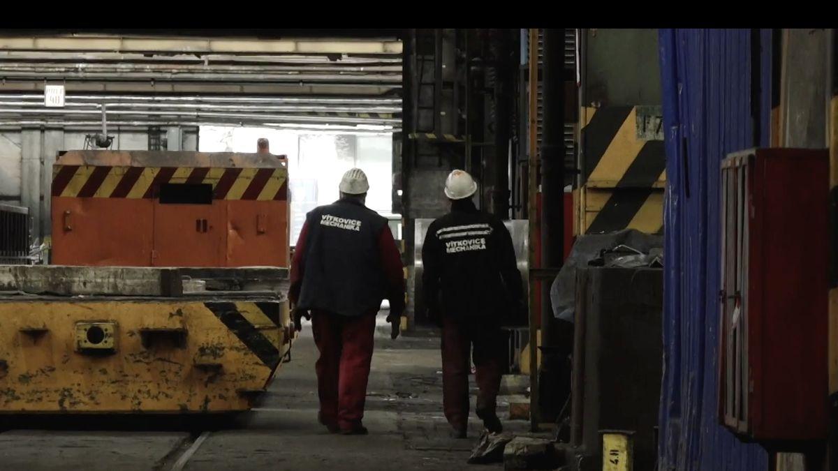 Obavy se potvrdily. 550 zaměstnanců Vítkovických strojíren čekalo na výplatu marně, ve čtvrtek dostali výpovědi
