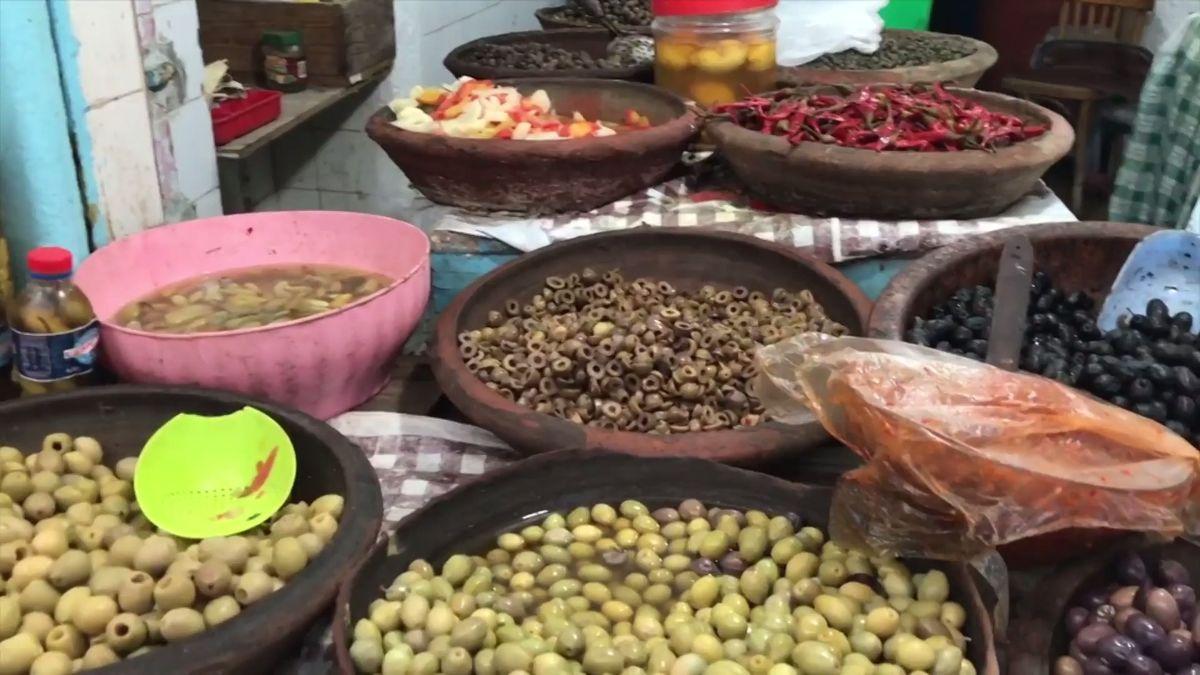 Proč do Tuniska? Kvůli olivám, harrise nebo vesničce, kterou kráčela Angelika
